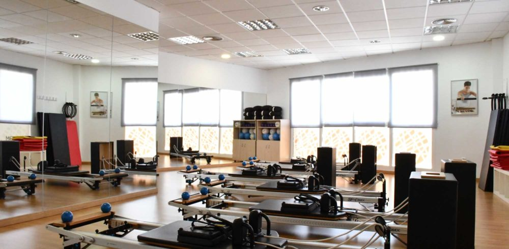 Pilates Aguadulce máquinas