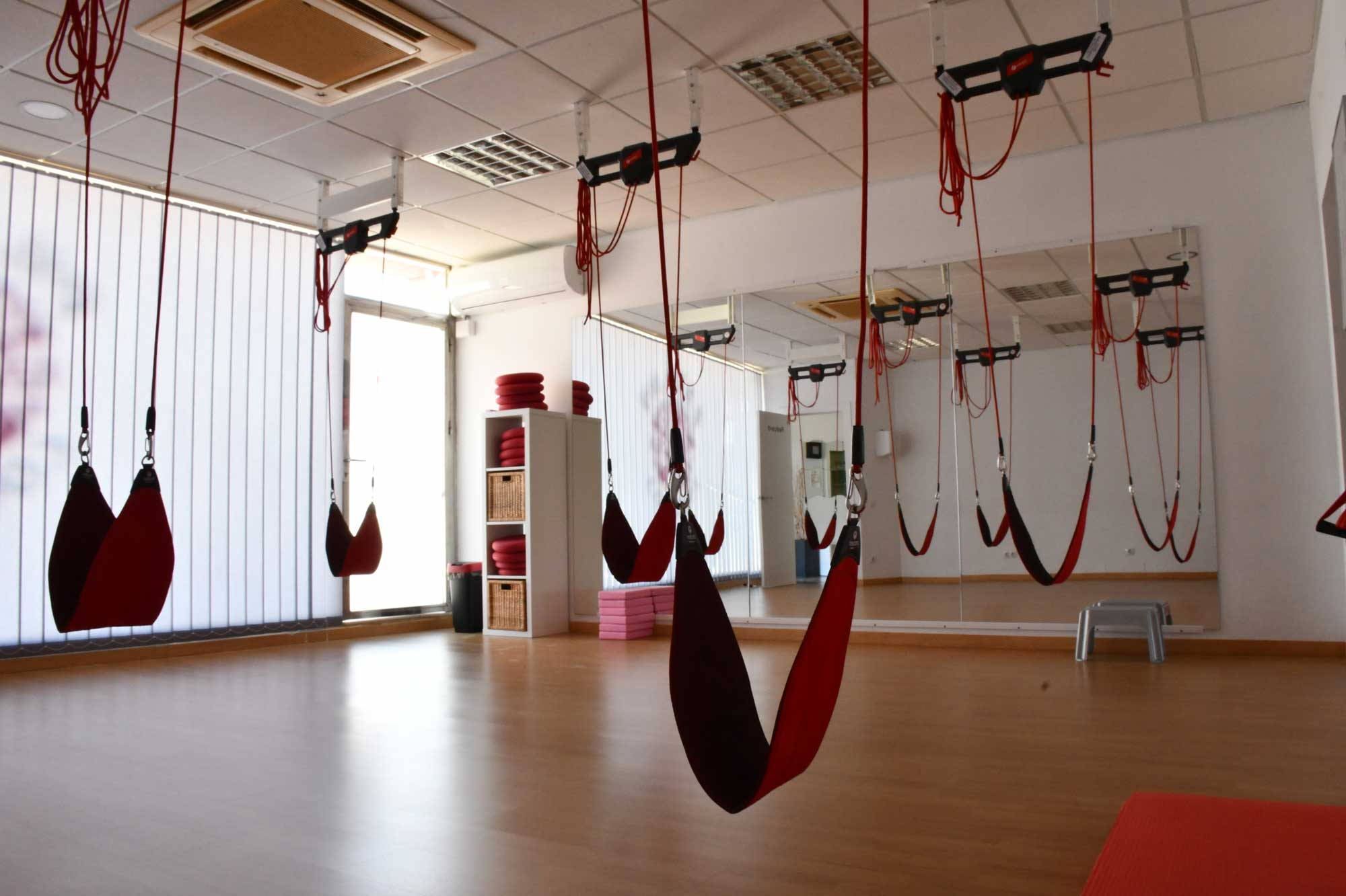 Pilates Aguadulce Redcord